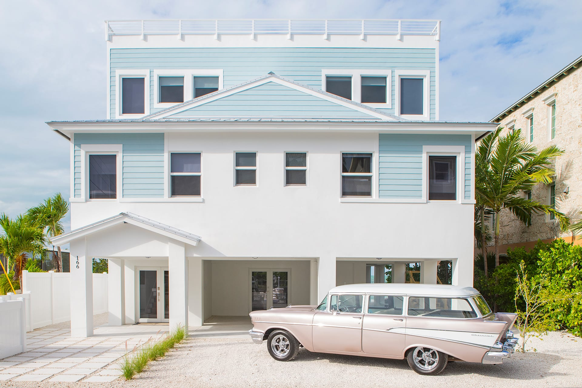 Maite Granda | Project Key Largo | Building Facade