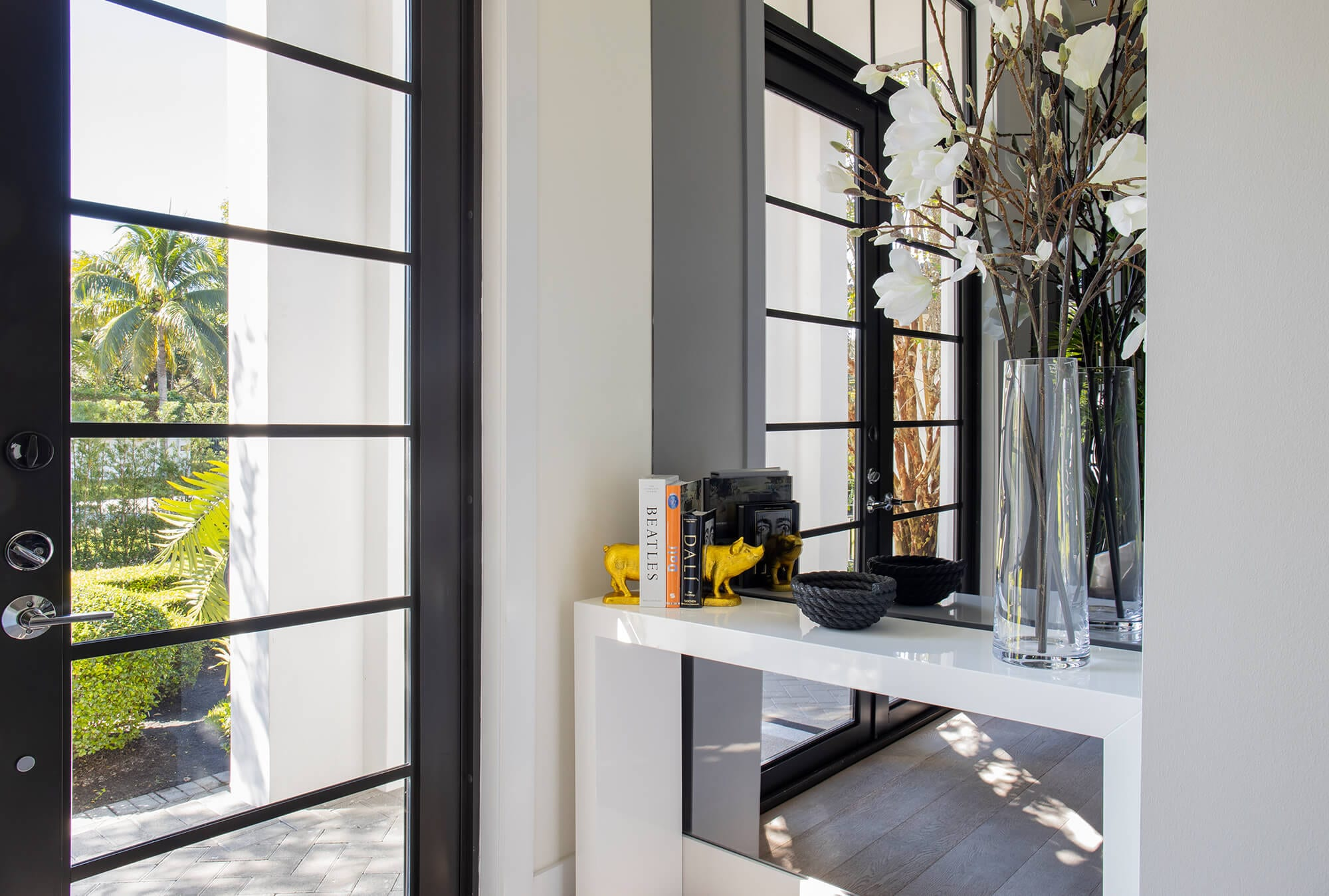 Interiors by Maite Granda - Coral Gables Eclectic - Dining Room