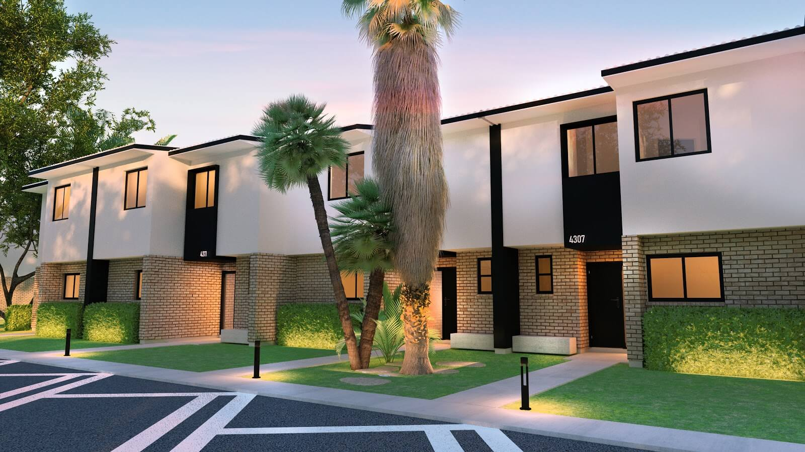 Townhouses (14)