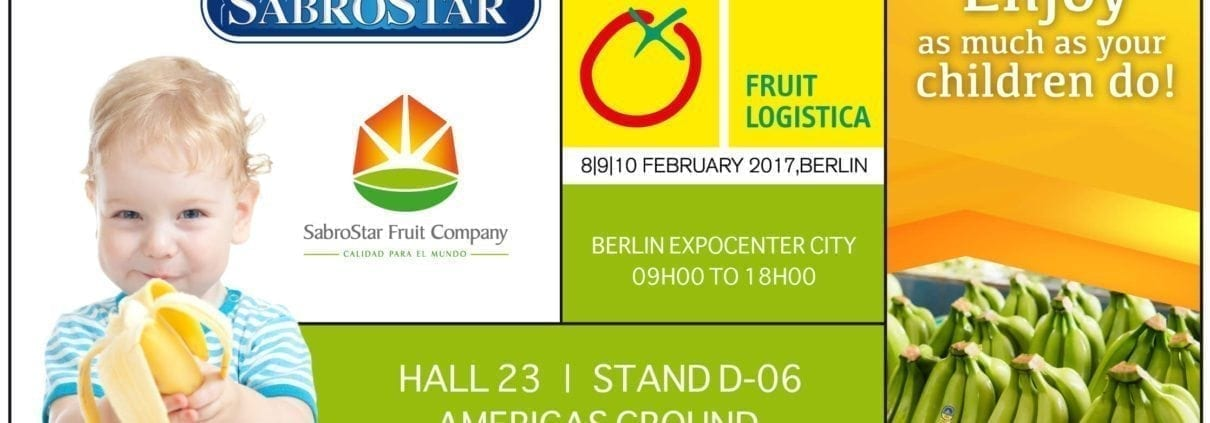 Invitación a Fruit Logistica 2017 in Berlin