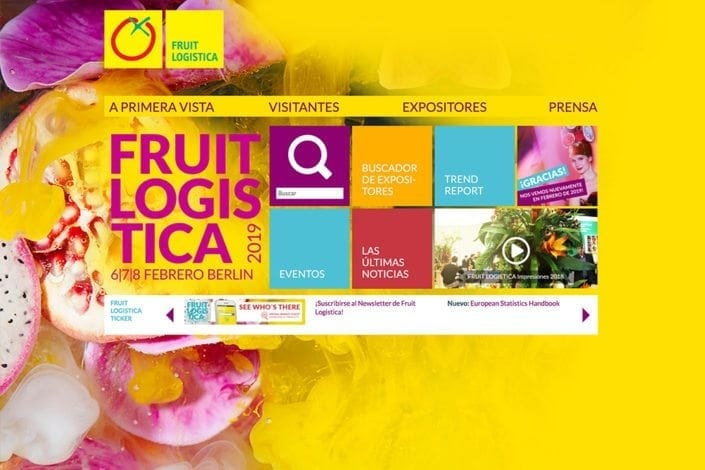 Fruit Logistica 2017 in Berlin