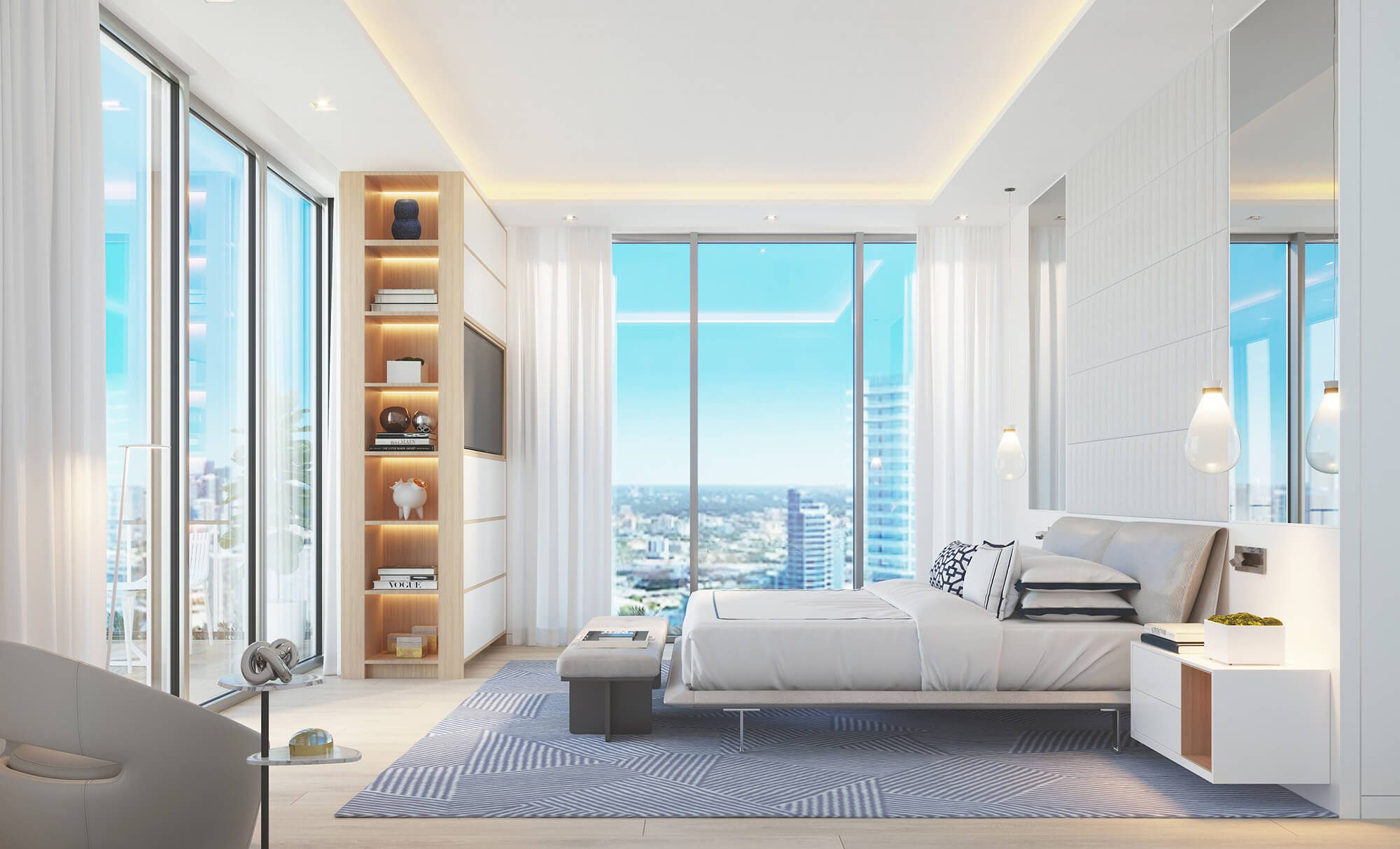 Interior Design Miami Professionals - Best Residential Interior Design Firm with projects internationally and concentrated in the South Florida region.